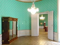 Oval Cabinet, Albertina State Rooms | Photo: 2016, © Albertina, Wien #AlbertinaStateRooms #AlbertinaPrunkräume State Room, Rooms, Cabinet, Mirror, Frame, Furniture, Home Decor, Restore, Quartos