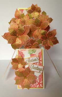 Sue wilson on pinterest sue wilson crafts and poinsettia