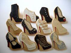 Christian Louboutin cookies! <3