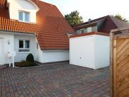 ADM Garagen - Freistehende Einzelgarage für ein Einfamilienhaus
