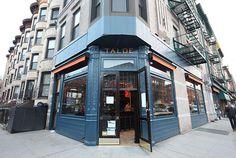 "Talde - I heard the words ""breakfast ramen"" and now I must go there.  http://taldebrooklyn.com/brunch-menu/"