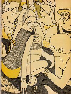 American Girl (August 1970).