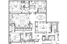 Floor Plan Design by Frank Bostelman