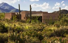 Tucson Mountain Retreat par DUST - Journal du Design