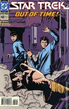 Star Trek (1989 2nd Series DC) 62