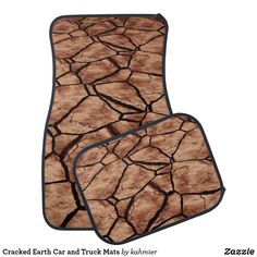 Cracked Earth Car an