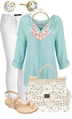 Cute spring style