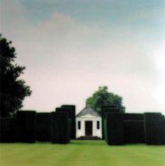 LYNN GEESAMAN Peover Hall Garden, England, (7-00-50c-7), 2000