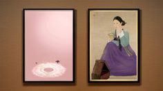 설화수 미안퍼니셔 by 미디어아티스트 이이남 Medium Art, Disney Characters, Fictional Characters, Aurora Sleeping Beauty, Polaroid Film, Disney Princess, Fantasy Characters, Disney Princes, Disney Princesses
