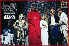 ICYMI: latest episode features Star Wars Holiday Special Director Steve Binder!! Ready for fun stories? Listen now. Link is in bio. #starwars #starwarsholidayspecial #itchy #lumpy #1978 #retro #chewie #chewbacca #mala #stevebinder #varietyshow