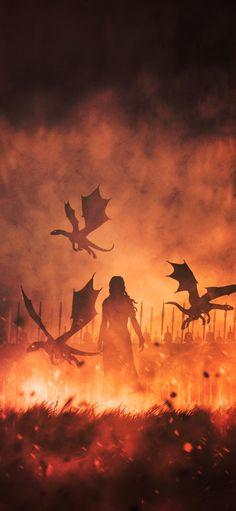 Daenerys Targaryen😍 - Game of Thrones - Game Of Thrones Wallpaper, Game Of Thrones Artwork, Game Of Thrones Poster, Game Of Thrones Quotes, Dessin Game Of Thrones, Arte Game Of Thrones, Drogon Game Of Thrones, Game Of Thrones Dragons, Daenerys Targaryen Art