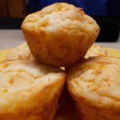 South African Cheese Scones South African Recipes, Africa Recipes, South African Food, Cheese Scones, Savory Scones, Savory Muffins, Savory Snacks, Sweet Crepes Recipe, Drop Scones
