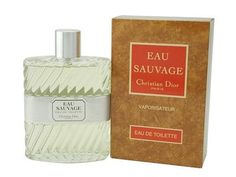 Eau Sauvage By Christian Dior For Men. Eau De Toilette Spray 1.7 Oz. by Dior. $60.00. Packaging for this product may vary from that shown in the image above. This item is not for sale in Catalina Island. Introduced in 1966. Fragrance notes: rosemary, lemon, citrus and basil, a popular fragrance for years. Recommended use: evening.Whenapplyingany fragrance please consider that there are several factors which can affect the natural smell of your skin and, in turn, t...
