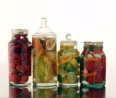 Dips, Beverages, Jar, Stuffed Peppers, Vegetables, Spreads, Food, Decor, Sauces