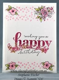 Image result for happy wishes stampin up