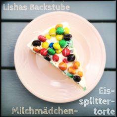 Milchmädchen-Eissplittertorte  #eissplittertorte #eissplitter #torte #milchmädchen #gezuckertekondensmilch #kondensmilch #baiser #sahne #schlagsahne #zitrone #zitronensaft #ohnebacken #rezept #food #foodblog #foodblogger #blog #blogger #sommer #sommerrezept #summer #mandms #sweet #sweets #lishasbackstube
