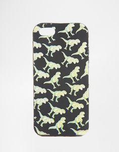Image 1 ofASOS Dinosaur Jelly iPhone 5 Case