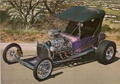 T Bucket Check out more Hot Rod Action by when you watch Chopped - The Final Frontier https://vimeo.com/ondemand/26949