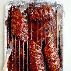 Hawaiian-Style Pork Ribs @keyingredient #pork