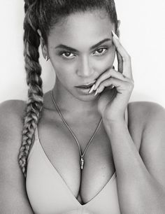 """Flaunt magazine named Beyoncé the queen of their September Women's Fashion issue. The September issue of Flaunt has been deemed the #CALIFUK Issue—a 500-page spread that """"explores the confluence of Los Angeles and London, historically, creatively and hypothetically"""" and includes the intimate photo shoot as well as a playful word association with the Queen B …"""