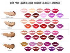 guía practica para elegir el labial rosa perfecto ::.