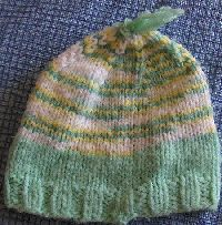 Bev's PREEMIE patterns. Here is an archive of preemie patterns to create and donate to a NICU. Someone made my little baby boy a hat for Easter and it touched me that someone would take the time to make something just for my baby. I think I'll want to pursue this cause a bit more and encourage anyone who knows how to crochet/knit/sew to share their talents in this way!