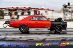 Chad Opaleski Chevy Chevelle Blown X275 Drag Radial