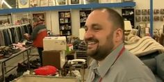 Feel-good story for your Monday! Goodwill store manager returns $43,000 that he found in donated clothing.