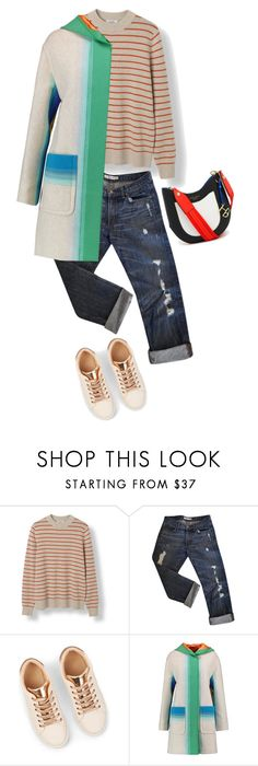 """""""29.01.2018"""" by bliznec-anna ❤ liked on Polyvore featuring J Brand, Missoni and Henri Bendel"""