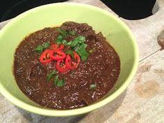 De lekkerste runderstoof die ik ooit gemaakt heb -> Rendang ketjap