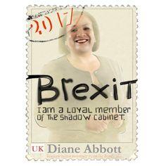 Diane Abbott, Politics, Feelings, Words, Design, Horse