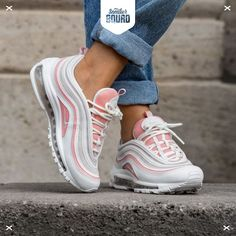 Nike AIR MAX 97 W White Free delivery | Spartoo NET