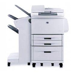 HP LaserJet M9040 MFP Driver