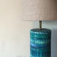 Bitossi lamp.