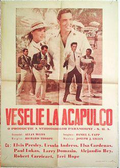 Veselie la Acapulco = Fun in Acapulco = 1963 - Elvis Presley