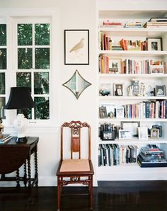 Vintage Nouveau Home by Hillary Thomas Photograph by Patrick Cline