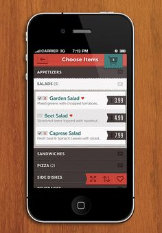 25 Mobile App UI Designs for Inspiration | The Design Inspiration