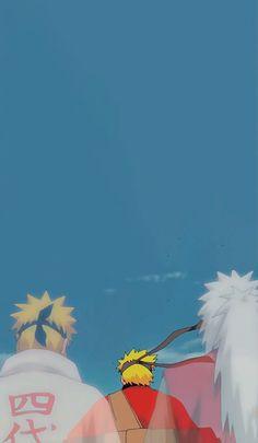 Naruto, Jiraya e Minato Naruto Shippuden Sasuke, Naruto Kakashi, Anime Naruto, Art Naruto, Naruto Drawings, Naruto Teams, Wallpaper Naruto Shippuden, Naruto Cute, Boruto