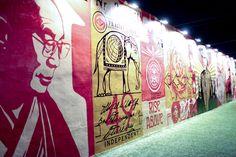 Milk Made - Art Basel: The Wynwood Walls  #2012 #milkstudios