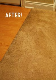 lizzy write: magical carpet cleaner