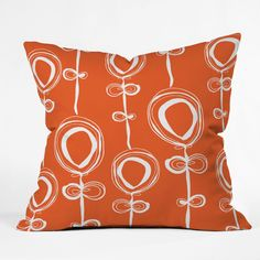 Rachael Taylor Contemporary Indoor/Outdoor Throw Pillow