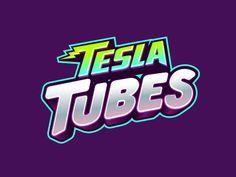 Tesla Tubes by Alan Oronoz