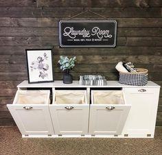 Laundry Sorting, Laundry Bin, Laundry Storage, Laundry Room Organization, Laundry In Bathroom, Diy Storage, Laundry Decor, Laundry Area, Storage Shelves