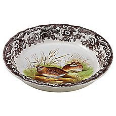 image of Spode® Woodland Quail Pie Dish