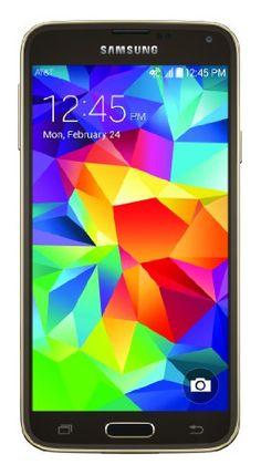 Samsung Galaxy S5, Copper Gold 16GB (AT&T)