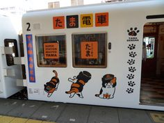 Ultimate Caturday: My Visit To Tama, The Super Stationmaster Cat | A Blog About Japan, Great Idea