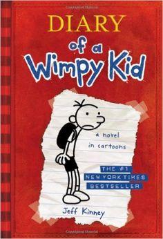 Diary of a Wimpy Kid, Book 1: Jeff Kinney: 9780810993136: Amazon.com: Books