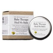 Aromatherapy Co's baby therapy heal me balm. Baby Gift Hampers, Baby Gift Box, Baby Hamper, Baby Gifts, Organic Baby Clothes, Little Babies, Aromatherapy, The Balm, Healing