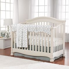 Luxury Baby Bedding Crib Liz And Roo Made In Usa