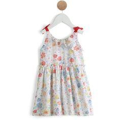 3e4e777f531d3 Robe à fleurs bébé fille IN EXTENSO pas cher à prix Auchan